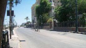 الهدوء يسود شوارع أسيوط ثاني أيام عيد الفطر