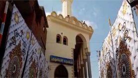 مفتي الديار ووزير الأوقاف يفتتحان مسجد التقوى بالبحيرة
