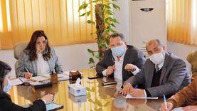 محافظ دمياط تُعلن عن خطة تنفيذ قوافل طبية علاجية خلال مارس