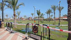 محافظ بورسعيد: لم نتلقّ أي شكاوى في أول أيام العيد