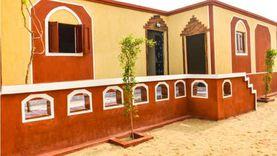 إعادة إعمار 211 منزلا ببني سويف