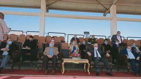 وزير الزراعة يوجه بتوفير الخدمات البيطرية لمضمار شرم الشيخ للهجن (صور)