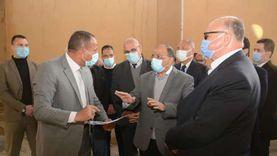 وزير التنمية المحلية ومحافظ القاهرة يتفقدان مشروعات منظومة المخلفات الصلبة