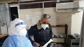 وكيل «صحة قنا» يتفقد مستشفى قنا العام ويحيل المقصرين للنيابة الإدارية