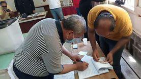 تزايد إقبال الناخبين في بئر العبد والشيخ زويد