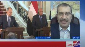 أستاذ علوم سياسية: العلاقات بين مصر وروسيا استراتيجية
