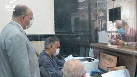 محافظ القاهرة يتفقد المركز التكنولوجي لحي مصر الجديدة