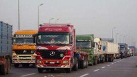 الرسوم الجديدة لدخول سيارات النقل لمصر: تصل لـ500 جنيه في الأسبوع