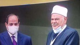 أحمد ربيع: نذرت حياتي للعمل الدعوي.. وتكريم الرئيس لي أسعد لحظات عمري