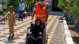 """عمليات """"مستقبل وطن"""" ترصد تزايد أعداد الناخبين في كفر الشيخ"""