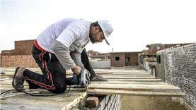 «الأورمان» إعمار 3498 منزل ضمن مبادرة خير بالتقسيط بالمنيا