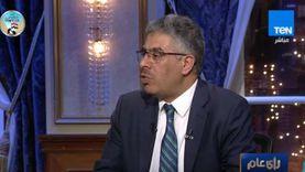 عماد حسين: قانون التصالح عصري والإخوان تطلق الشائعات لتعود إلى المشهد
