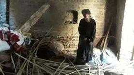 تفاصيل مصرع وإصابة 7 أشخاص في انهيار «سقف» غرفة بمنزل بقنا