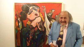 جورج بهجوري عن المعرض الأول لآدم حنين: صديق طفولة.. وفنان عظيم