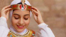 """بطلة """"سيشن الحشمة"""" لمنتقديها: مش عشان بتصور بالزي الفرعوني أقلع الحجاب"""