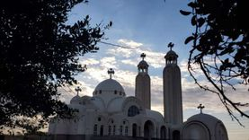 البابا يزور منطقة جبل القلالي غدا لتدشين الكاتدرائية الجديدة