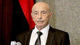 عقيلة صالح يبحث الأزمة الليبية مع الرئيس الإيطالي في روما اليوم
