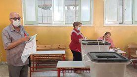 لجان الدقي والعجوزة تبدأ استقبال الناخبين في ثاني أيام الاقتراع