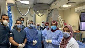 إنقاذ حياة 9 أطفال في مستشفى طنطا التعليمي بجراحات دقيقة في القلب