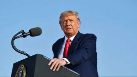 """ترامب يتهم بايدن باختراق الانتخابات ويتعهد بإنهاء حكم """"الفاسدين"""""""