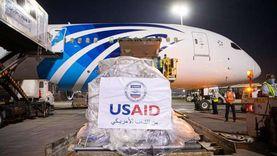 أمريكا تهدي مصر أجهزة تنفس صناعي لدعم جهود مواجهة كورونا