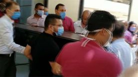 خروج جثمان شويكار من المستشفى في الطريق إلى المقابر بـ 6 أكتوبر