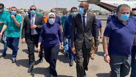 وزير الصحة السوداني يكرم البعثة الطبية المصرية ويشيد بجهودها