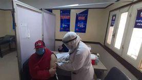 تلقي 2407 مواطنين لقاح فيروس كورونا في دمياط
