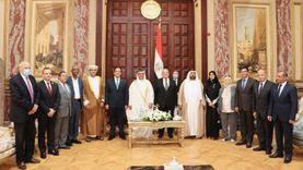 «العسومي»: البرلمان العربي داعم للقضايا الاستراتيجية المهمة لمصر