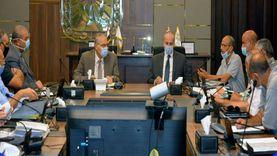 """سكرتير عام جنوب سيناء يناقش مشكلات المستثمرين في جلسة """"المقعد"""""""