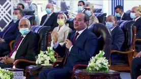 السيسي يحذر المواطنين من خراب ودمار الدولة: اوعوا يا مصريين