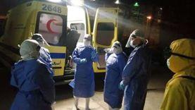 القليوبية تسجل 17 إصابة جديدة وحالتي وفاة بفيروس كورونا