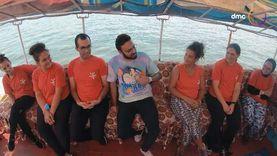 """معلومات عن فريق """"Cairow"""" للرياضات المائية صاحب مبادرة تنظيف مياه النيل"""