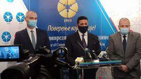 سفير مصر في بلجراد يدعو للاستثمار ومضاعفة التبادل التجاري بين البلدين