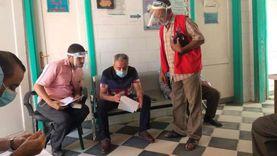 فريق الإشراف بالصحة يتفقد مستشفى الصدر والحميات بقنا