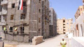 افتتاح المرحلة الثانية من تطوير 740 وحدة سكنية في مطروح «صور»