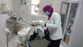 فحص 800 مواطن في قافلة طبية بقرية «اقصاص» بسوهاج