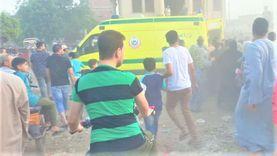 انتشال جثة شاب غرق في ترعة بطوخ هربا من الحر