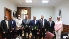 بروتوكول تعاون بين «المهندسين» وجامعة الدول العربية لتبادل الخبرات