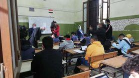 فرحة طلاب تانية ثانوي بـ«السيستم والعربي»: اشتغل حلو والامتحان سهل