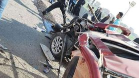 مصرع محام وإصابة 4 آخرين في حادث تصادم بطريق «المنصورة – دمياط»