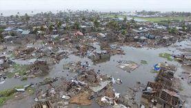 مقتل 9 أشخاص جراء إعصار في موزمبيق.. و7 زلازل بركانية في الفلبين