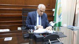 محافظ الجيزة يهنئ الرئيس السيسي بحلول عيد الفطر المبارك