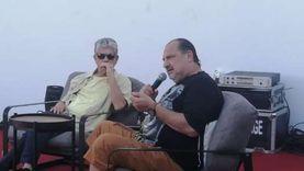 خالد الصاوي: أعاني مشكلات في أحبالي الصوتية.. وألغيت كل مواعيدي