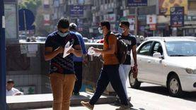 """مصريون عن التعايش مع الفيروس : """"كورونا علمنا الأدب"""""""