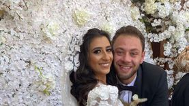 الإبياري والليثي وتوني ماهر يهنئون محمد علي رزق بمناسبة زفافه
