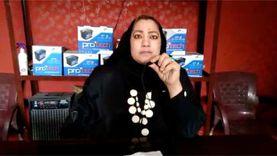 مأساة فاطمة مات زوجها بالسرطان وعملت في الكاوتش وشقيقها أحرق محلها