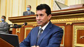 البرلمان يحيل بيان وزير الشباب لمناقشته في اللجنة المختصة