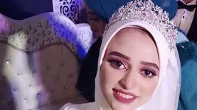 فيديو من عقد قران عروس بني سويف.. توفيت بسكتة قلبية بعد ساعة من زفافها