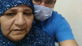 يفدي أمه بروحه.. قصة ممرض أنقذ والدته وشقيقه قبل وفاته بكورونا